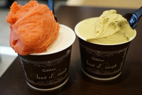 【川口】シャンドワゾー・グラシエ・ショコラティエ【2】【自称土手ラーが勝手にオススメする絶品アイスが食べれる人気店】