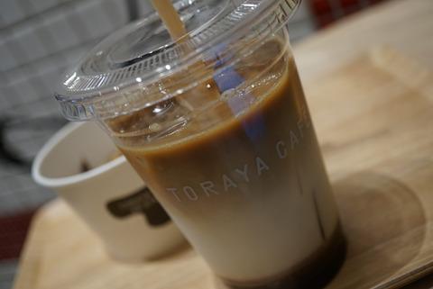 【新宿】トラヤ カフェ・アンスタンド 新宿店【虎屋グループが運営するあんペーストを使ったメニューが評判のカフェ】