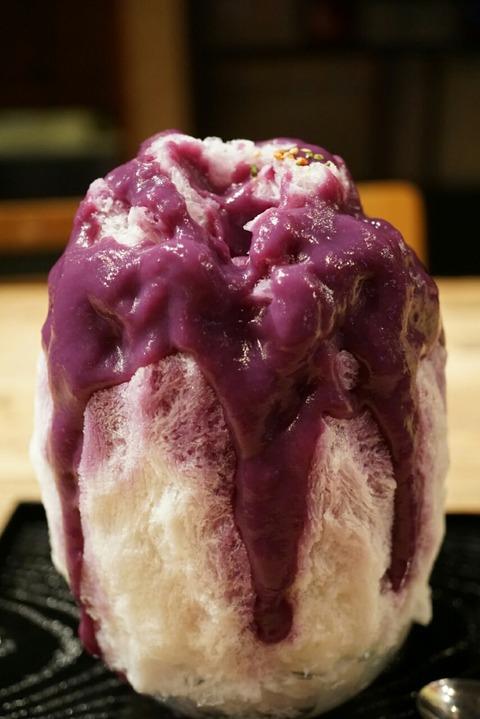 【三軒茶屋】和kitchen かんな【並んでも食べたいかき氷の人気店!牛乳を使ったシロップのミルキーさがたまらない!】