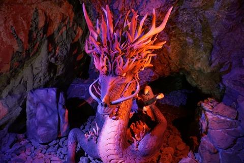【江ノ島】江の島岩屋洞窟【デートにオススメ!昼でもイルミネーションが楽しめるインスタ映えスポット!】