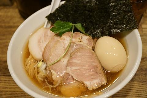 【新橋】新橋 纏【路地裏の名店の煮干しラーメンの優しさが胃に染みる冬】