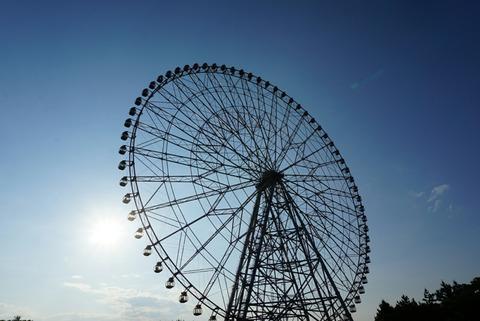 【葛西臨海公園】ダイヤと花の大観覧車【日本最大級の大観覧車は夢の国まで見えちゃう!カップルにオススメのデートスポット】