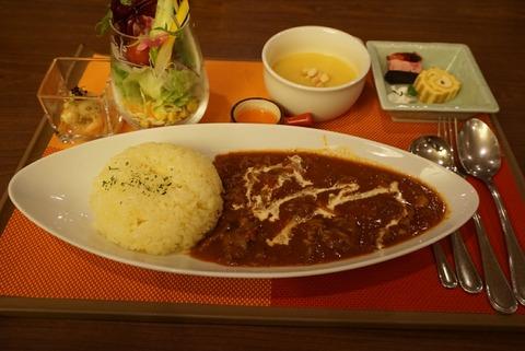【舞浜】レストラン オーキッド【スパ&ホテル舞浜ユーラシアでお得なレディースデーのセットメニュー】