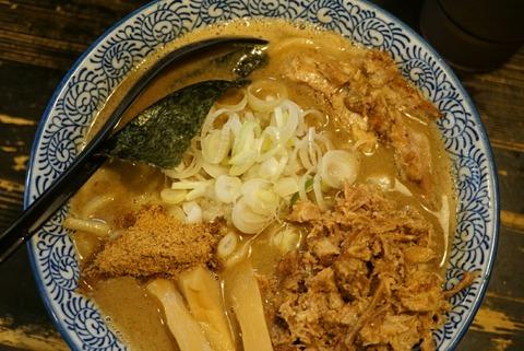 【鉄道博物館】狼煙【どろどろ濃厚豚骨魚介系スープのお店♪】