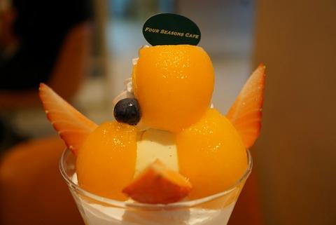 【西葛西】フォーシーズンズカフェ【タカノフルーツパーラー元店長が営む人気フルーツパーラー♪】