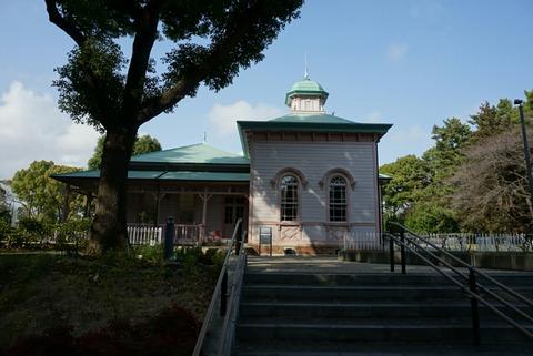 【平塚】旧横浜ゴム平塚製造所記念館(八幡の洋館)