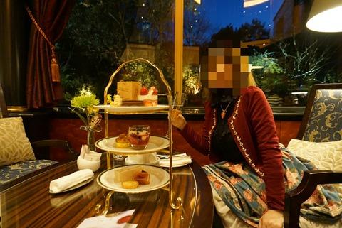 【恵比寿】ザ・ラウンジ【ウェスティンホテル東京のアフタヌーンティーはお一人様でもOK♪ぼっちでも楽しめるアフタヌーンティー】