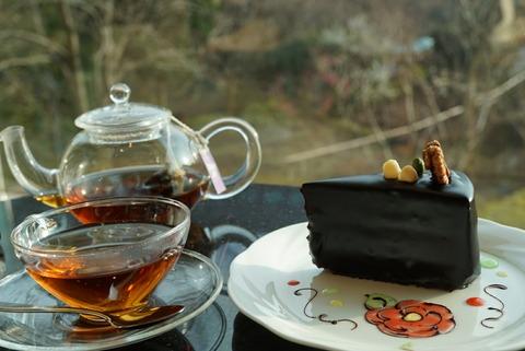 【早稲田】フォレスタ【オススメ♪椿山荘で土日祝限定で営業してるカフェ♪】