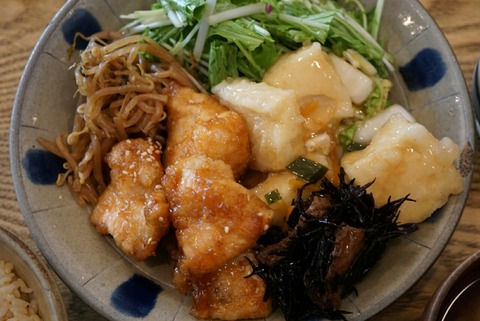 【千駄ヶ谷】Enjoy!EAST【コスパの高いヘルシーな和食ランチビュッフェがオススメ!】