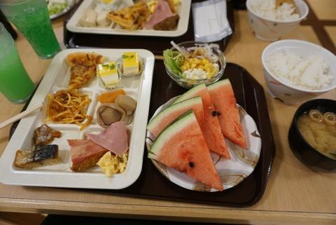 【川越】手古舞【デザートが嬉しい!川越温泉湯遊ランド・ホテル三光の朝食バイキング】