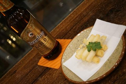 【日比谷】HIBIYASAROH(ヒビヤサロー)【日比谷公園のガーデンレストランでラオスのプレミアムビールが飲めてオススメ!】