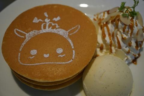 【桜台】cafe eight【ねり丸ラテにねり丸パンケーキ!練馬区公式キャラクターねり丸くんの可愛さに悶絶の電源カフェ】
