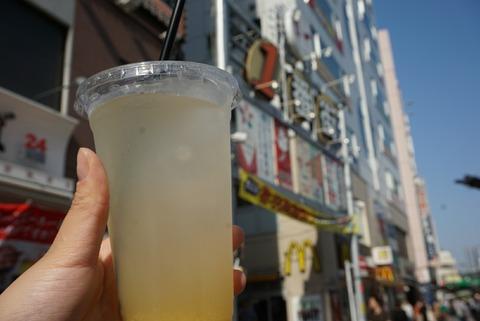 【赤羽】下町カフェアマノ(Cafe Amano Tokyo)【2】【オススメ♪赤羽1番街の小さなコーヒー屋さんの赤羽ジンジャー♪】