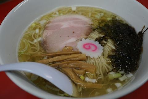 【王子】えんや【拘りの塩スープがオススメ!赤羽山雄亭の姉妹店は流石の実力だった!】