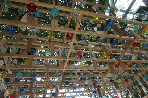 【川越】川越氷川神社【縁むすび風鈴がインスタ映え!夏に行きたいおすすめデートスポット!】