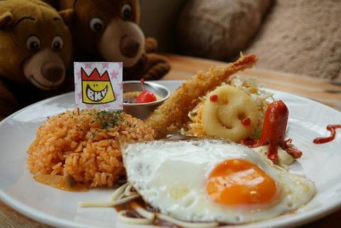 【高円寺】ベイビーキングキッチン【インスタ映え抜群!大人のお子様ランチが食べれる人気店!】
