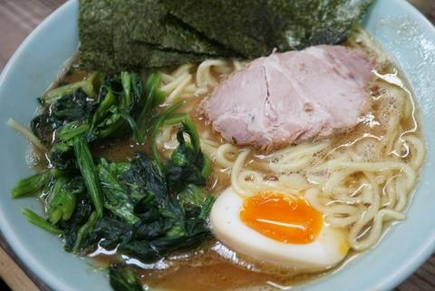 【新中野】武蔵家 中野本店【濃厚スープにハマる!横浜家系ラーメンがオススメ!】