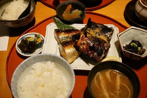 【麻布十番】旬の味 たき下【焼き魚が食べれるコスパ最高のランチがオススメのお店♪】