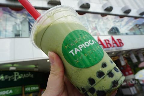 【上野】スイーツパラダイス ABAB1階クレープ売店【スイーツ食べ放題の人気店のタピオカドリンクでタピ活】