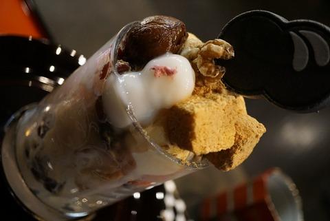 【御徒町】廚 otona くろぎ【オススメ!予約の取れない日本料理店プロデュースの甘味処が上野パルコヤにopen!】