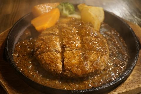 【池袋】札幌牛亭 南池袋店【牛肉100%ハンバーグが旨過ぎる!食べログ高評価の人気店】
