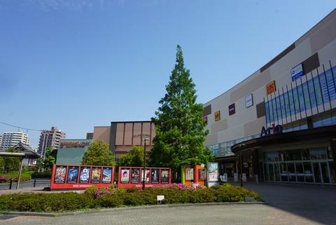 【亀有】アリオ亀有【こち亀のゲームセンターやグルメ、映画などファミリーだけでなくデートにもおすすめのショッピングセンター】