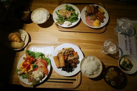 【鉄道博物館】おふろcafe utatane【お風呂も食事も最高!ハンモックもある!泊出来ちゃうcafe】