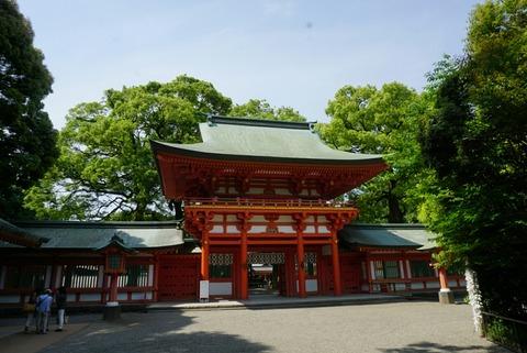 【大宮】大宮氷川神社【200社以上ある氷川神社の総本社に行って来ました!】