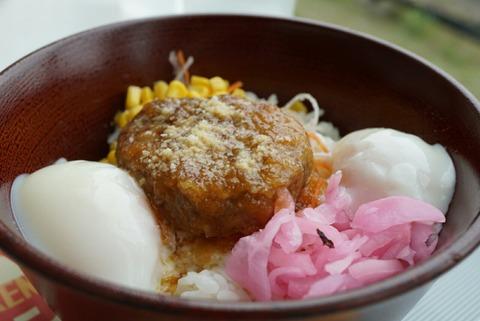 【鉄道博物館】日本食堂【鉄道博物館内にあるレストラン。期間限定で変わるハチクマライスがおすすめです♪】
