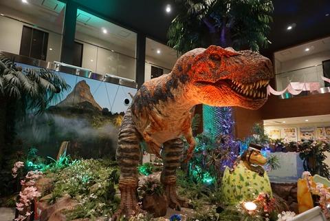 【蒲郡】変なホテル ラグーナテンボス【巨大な恐竜ロボットにびっくり!ラグナシア直通ゲートで楽々アクセス!】
