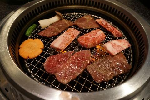 【新宿】六歌仙【出演メディア多数!焼肉食べ放題の有名店は肉好きの天国だった!】