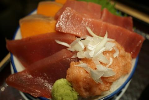 【池袋】スタンド源ちゃん【サンシャインシティで海鮮丼が食べれる居酒屋さん】