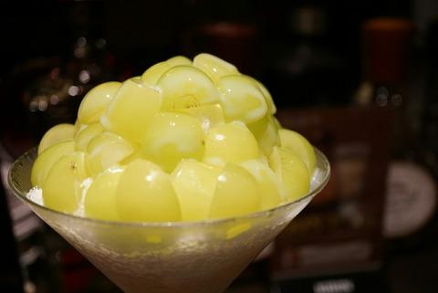 【北新地】grow【大人のかき氷が食べれる15時から19時が狙い目のバー♪昼間からほろよい気分で大阪観光】