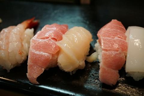 【十条】かわなみ鮨【高級寿司店のようなクオリティの高いお寿司が低価格で味わえる人気店】
