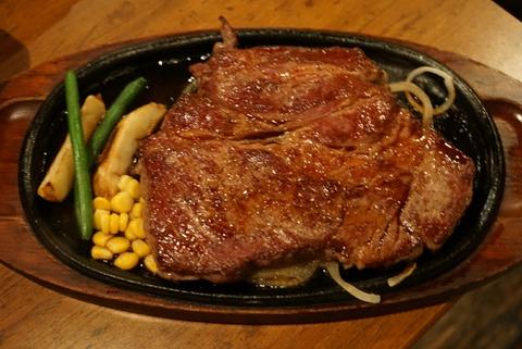 【五反田】モンスターグリル【毎月29日が熱い!コスパの高いボリューム満点ステーキのお店!】