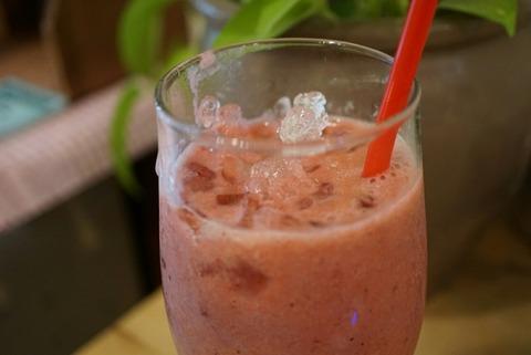 【押上】パンダジュース【2】ビタミンたっぷりで美味しいフルーツたっぷりのスムージーが飲めてオススメ♪】