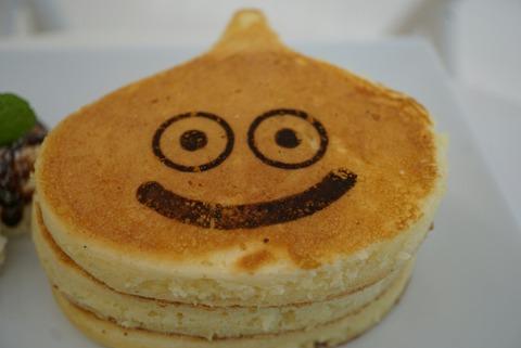 【東新宿】アルトニア【スクエアエニックス本社ビルのカフェで食べるスライムパンケーキ♪】