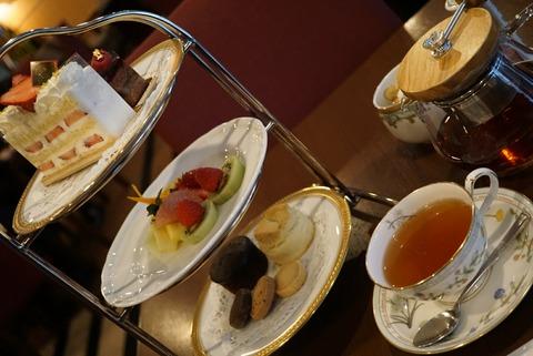 【千葉中央】カフェレストラン ミレフォリア【コスパ最高でオススメ!京成ホテルミラマーレのアフタヌーンティー】