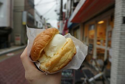 【高円寺】オーロールベルゲン【アイスパンやあげパンが食べれる!安くて美味しいパン屋さん!】