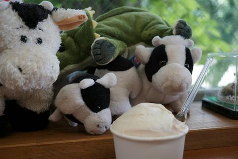 【北上尾】榎本牧場 フォルトゥーナ【牧場で食べるミルクたっぷりの本格ジェラート♪】