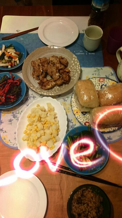甥の誕生日にゴハン屋フタバの美味しい料理で楽しくお祝い!