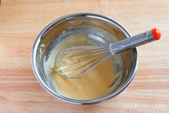 レモンケーキの作り方002_Fotor