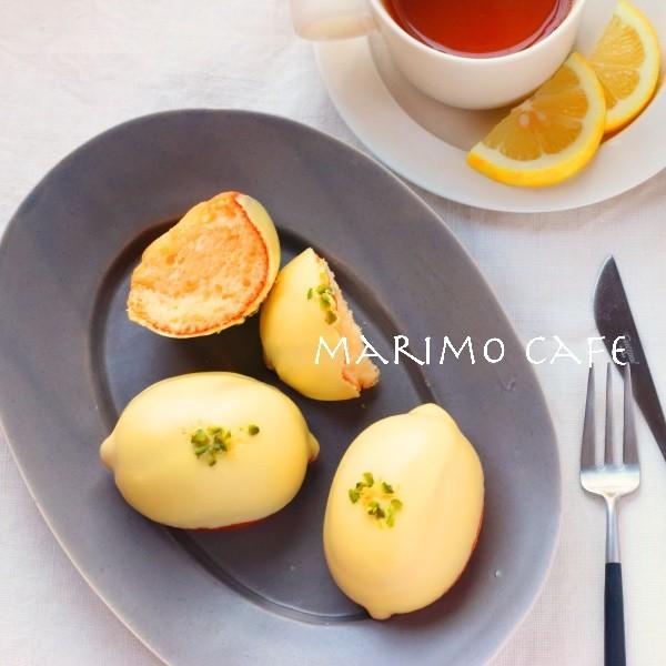 レモンケーキ写真