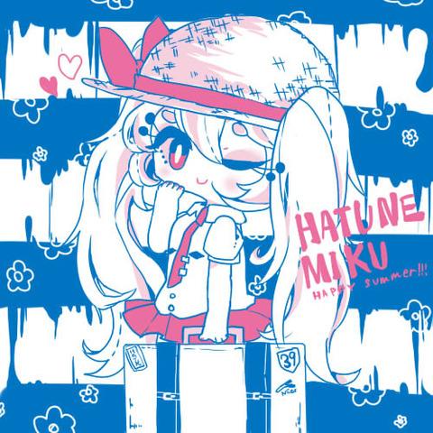 ブログ用ミクちゃん1