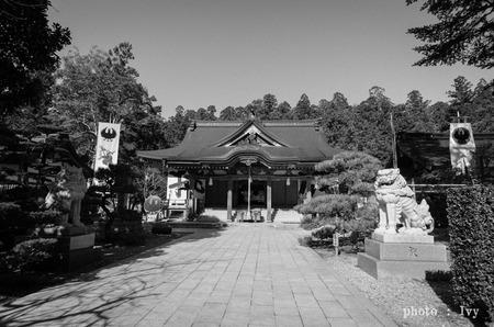 本宮大社 拝殿