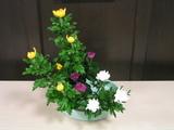 色彩盛花様式本位