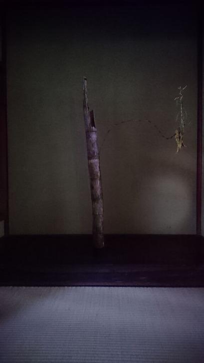 牛窓-竹と蓼-