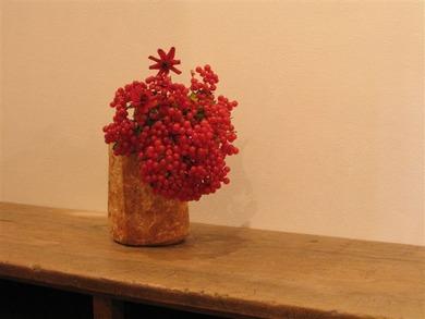 目白教室の花