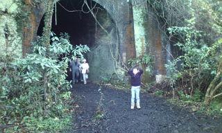 かーくんとトンネル