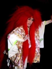 歌舞伎 赤髪